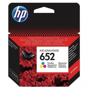 Картридж HP F6V24AE 652 Tri-colour (Цветной) Ink Cartridge